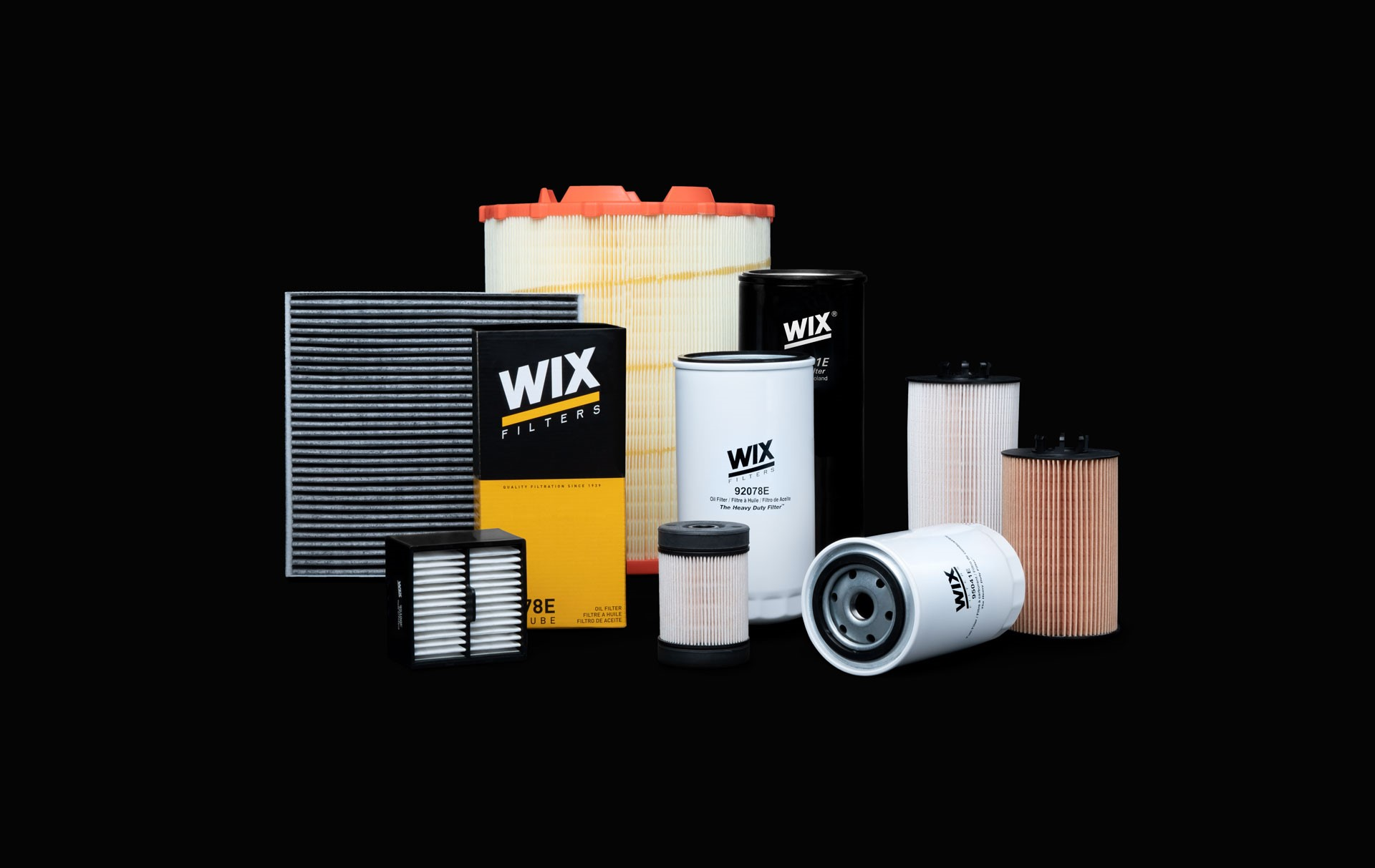 About us - WIX Filters