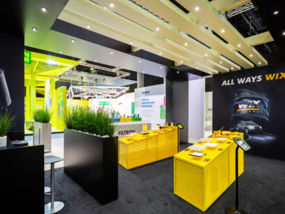 Salon AUTOMECHANIKA Francfort-sur-le-main