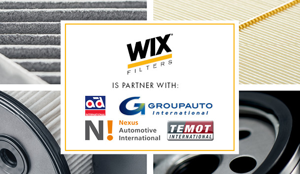WIX Filters has joined the international purchasing groups