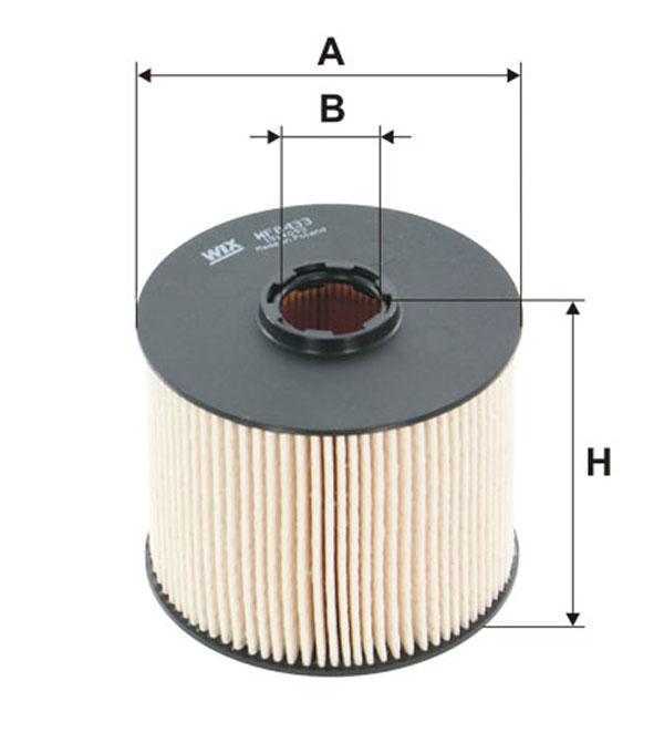 Wix Cartidge Fuel Filter