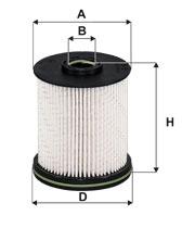 Filtro De Habit/áculo Wix Filter WP6912